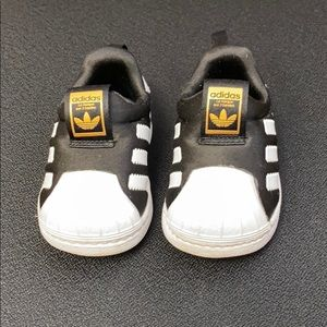 Adidas Originals Baby Boys Superstar 360 Sneaker